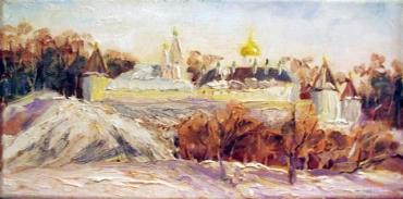 Савиностаржевский монастырь