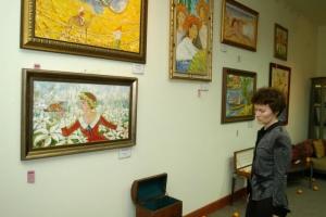 Персональная выставка Санкт-Петербург Студия «Renaissanse Decor»